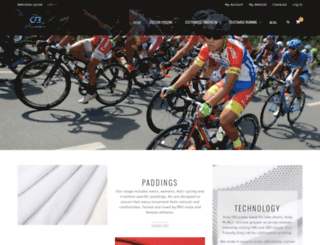 cyclingbox.com screenshot