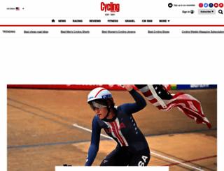 cyclingweekly.co.uk screenshot