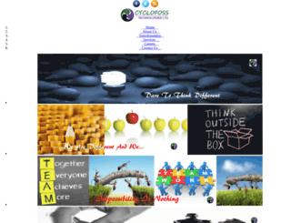cyclofoss.com screenshot