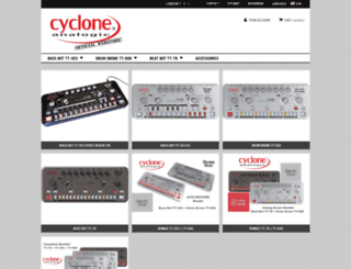 cyclone-analogic.fr screenshot