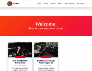 cyclorama.net screenshot