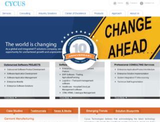 cycustech.com screenshot