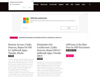cydiasources.net screenshot