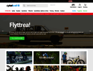 cykelkraft.se screenshot