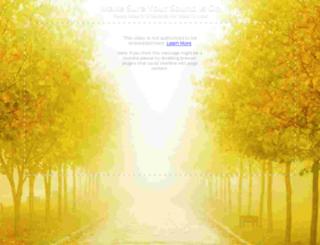 cyndikrupp.com screenshot