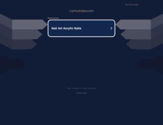 cynfulnails.com screenshot