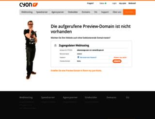 cyon.link screenshot