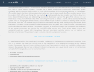 cypogeteasy.com screenshot