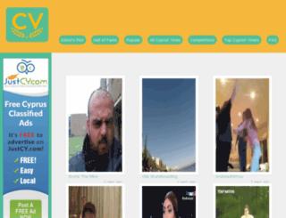 cypriotvines.net screenshot