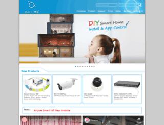 cz.airlive.com screenshot