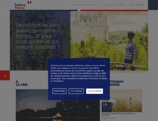 cz.franceguide.com screenshot