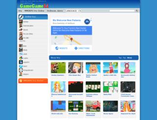 cz.gamegame24.com screenshot