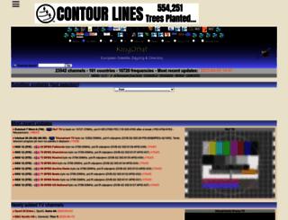 cz.kingofsat.net screenshot