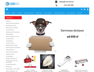 czarmed.pl screenshot