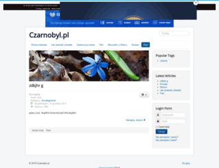 czarnobyl.cba.pl screenshot