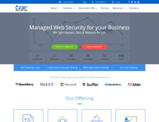 czarsecurities.com screenshot