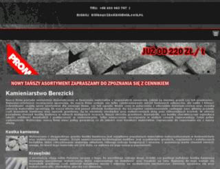 czaskamienia.com.pl screenshot