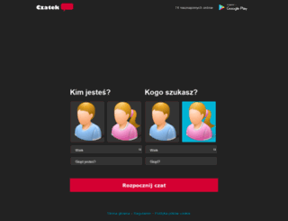 czatek.pl screenshot