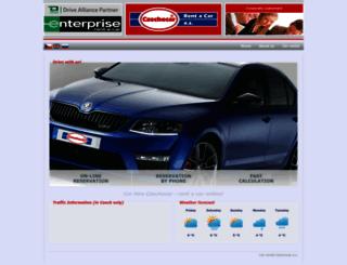 czechocar.com screenshot