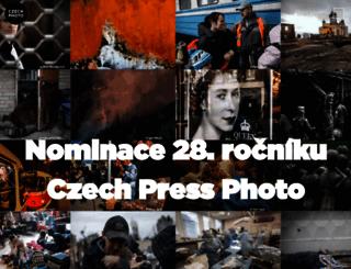 czechpressphoto.cz screenshot
