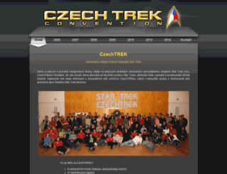 czechtrek.trekkies.cz screenshot