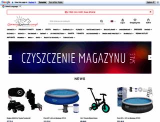 czerwonykapturek.com.pl screenshot
