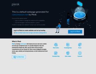 czescimaszyn.net screenshot