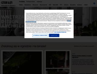 czterykaty.pl screenshot