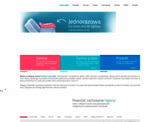 czystezabki.pl screenshot