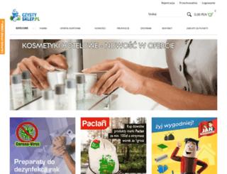 czystysklep.pl screenshot