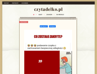 czytadelko.pl screenshot