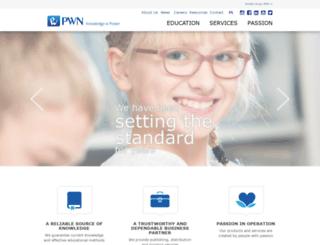 czytelnia.pwn.pl screenshot