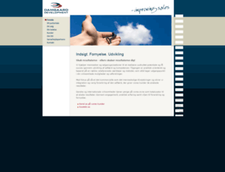 d-d.dk screenshot