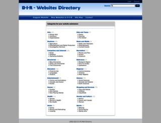 d-i-r.com screenshot