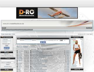 d-rc-modellbauforum.phpbb8.de screenshot