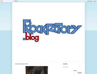 d-rockfactory.blogspot.com screenshot