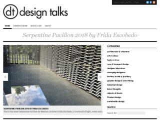 d-talks.com screenshot
