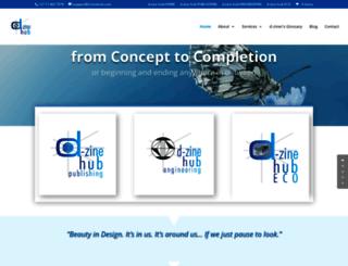 d-zinehub.co.za screenshot