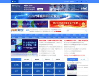 d1net.com screenshot