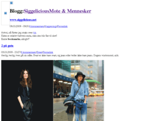 d2.blogg.no screenshot