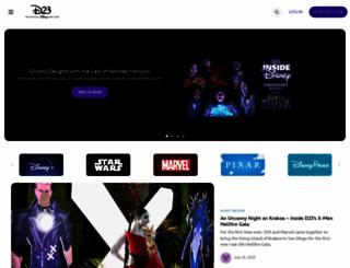 d23.com screenshot