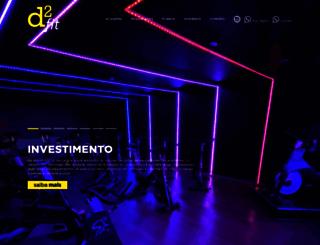 d2fit.com.br screenshot