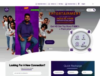 d2h.com screenshot