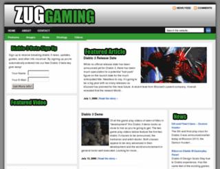 d3.zuggaming.com screenshot