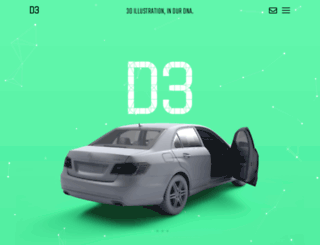 d3hree.com screenshot