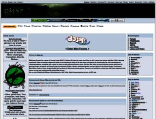 d3jsp.org screenshot