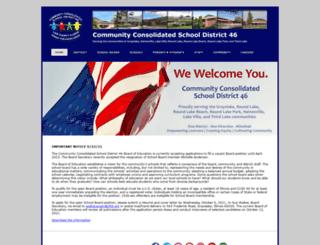 d46.org screenshot