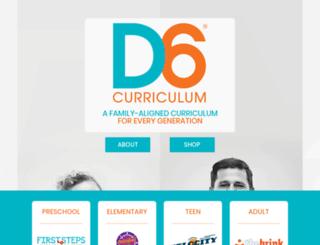 d62gen.com screenshot