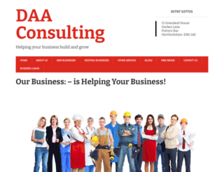 daa.consulting screenshot