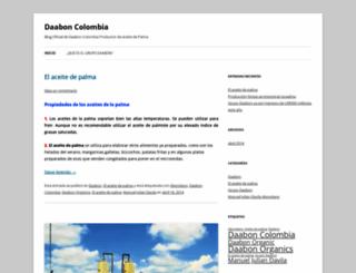 daaboncolombiablog.wordpress.com screenshot